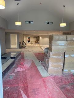 Cedar Creek House - Under Construction