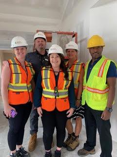 Cedar Creek House - New Leadership Team